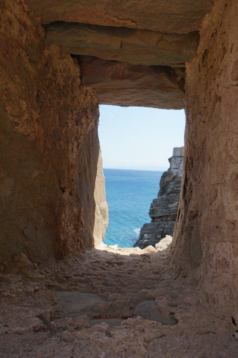 Fenster aus Stein