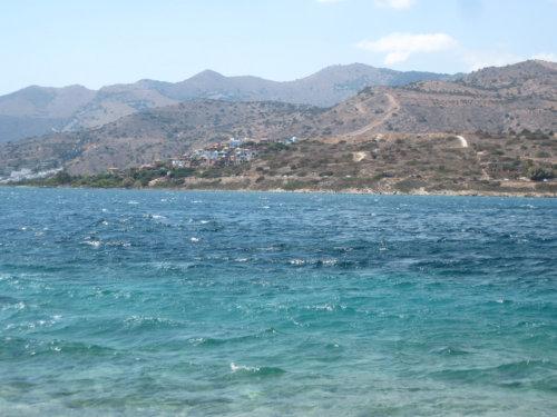 Meer und Berge